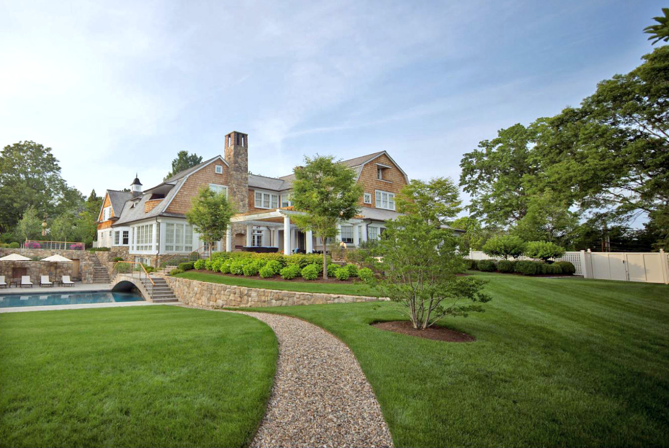 The LaurelRock Company - Residential Landscaping in CT - Green Farms - Property